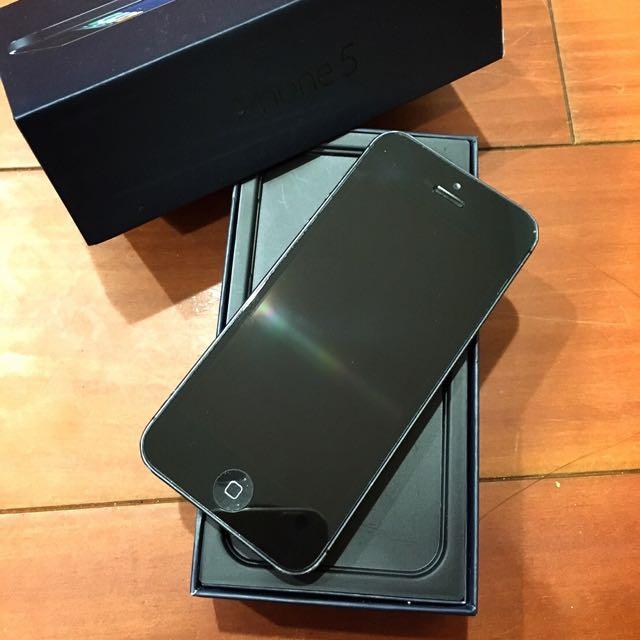 賣iphone5 16g