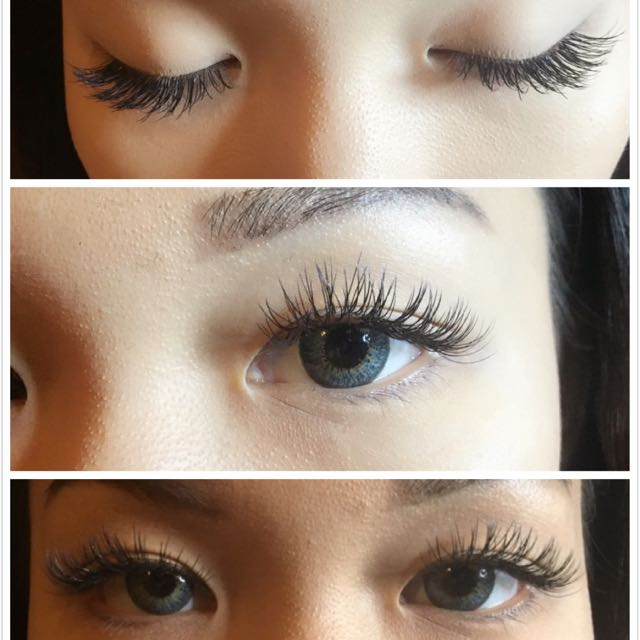 Korean Eyelash Extension Clementi Health Beauty On Carousell