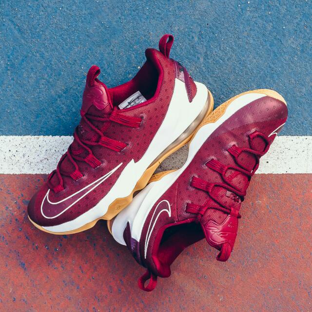 reputable site e525f 9ea01 Nike Lebron 13 Low