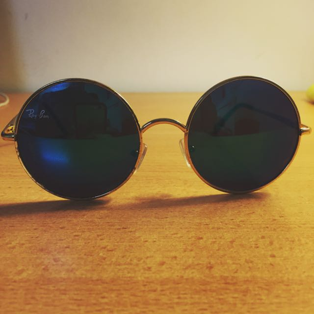 Retro Ray Ban Sunglasses