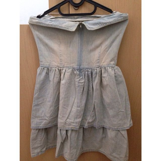 Tubetop Dress