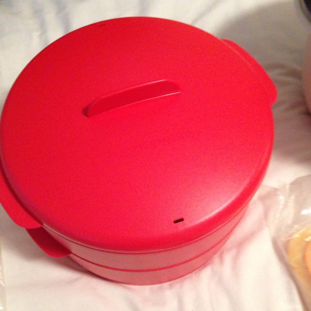 Tupperware Steam It!