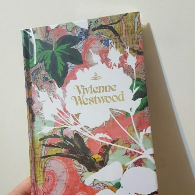 Vivienne westwood 筆記本 記事本 龐克