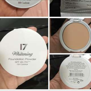 泰國17Whitening Foundation Powder