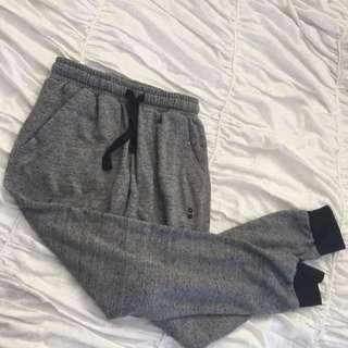 Grey Track pants