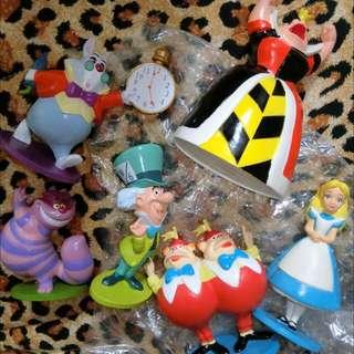 美國正版絕版愛麗絲盒裝 拆賣