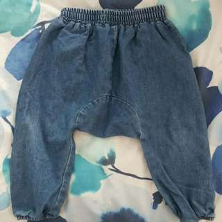 Bonds Denim Look Pants