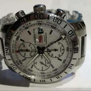 Chopard GMT Chronometer (Not tag heuer, rolex, omega, panerai, IWC, AP, Sevenfriday, Tissot, casio,seiko, breitling, corum, PP, u boat)
