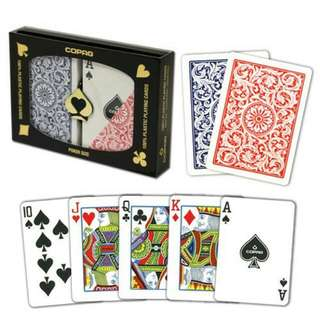 Copag 1546 Regular Index Playing Cards  (Tex