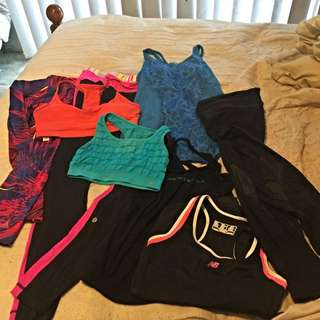 Active Wear Assorted Brands