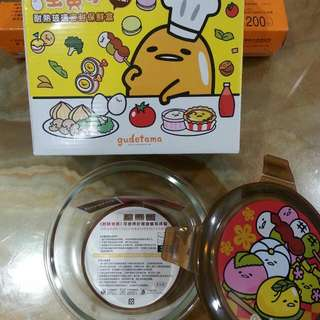 7-11蛋黃哥微波餐盒(圓)