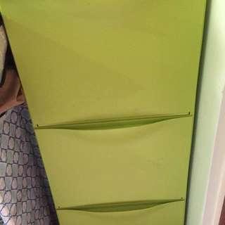Stackable Shoe Cabinet Plastic