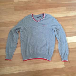 Ben Sherman Grey sweater-MED