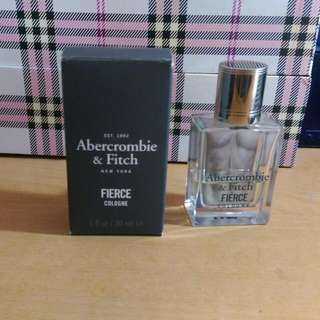 Abercromeib & Fitch A&F 男香水 經典款