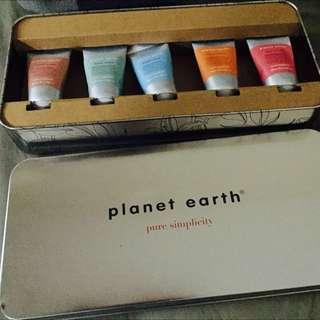 Planet Earth Hand Cream