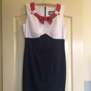 Kitten D'Amour Retro Dress