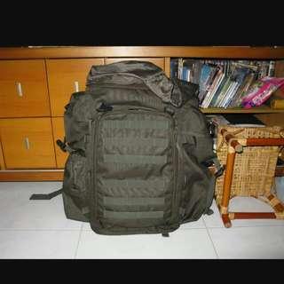 Big Army Backpack