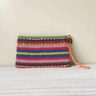 Rainbow Hippie Purse