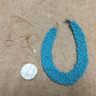 Necklaces (Colette & Lovisa)