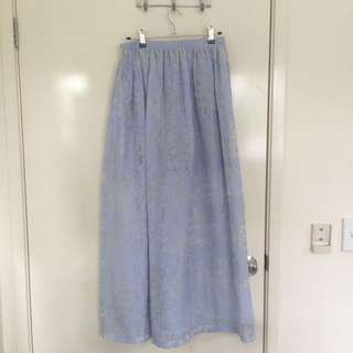 Topshop high waisted skirt
