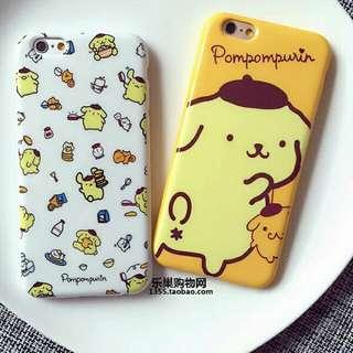 PO Pompompurin Phone Cover