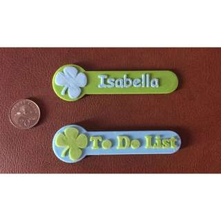 Customize Magnet Tags
