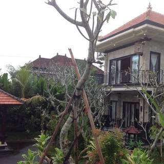 Bali Island - Indonesia -  Villa Rooms In Tampaksiring For Rent