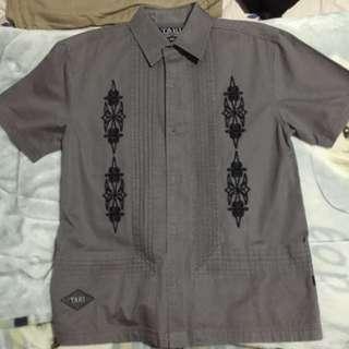 Taki短袖襯衫