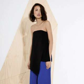 C/MEO Collective Runaway Bustier in Black
