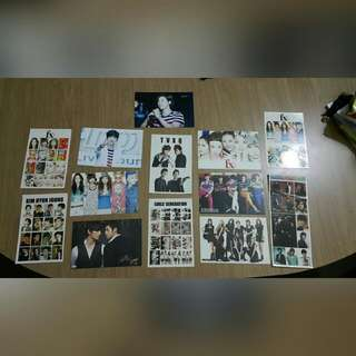 Photocards And Stickers