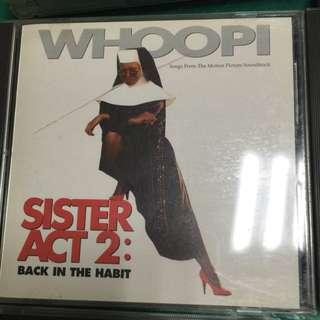 休女也瘋狂2原聲CD