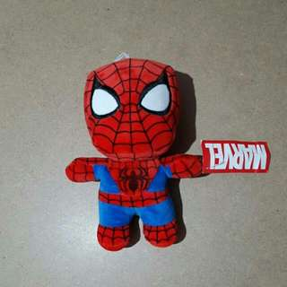 spider man plush