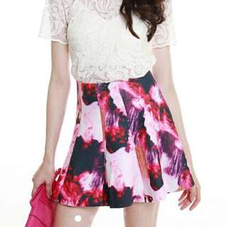 MDS Florence Skirt In Pink