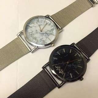 大理石紋手錶