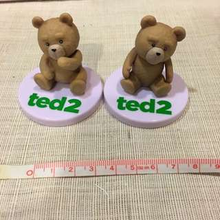 Ted2 扭蛋公仔