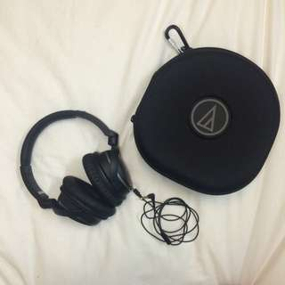 (PENDING)Audio Technica Headphones ATH-ANC9