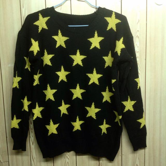 星星✨毛衣~