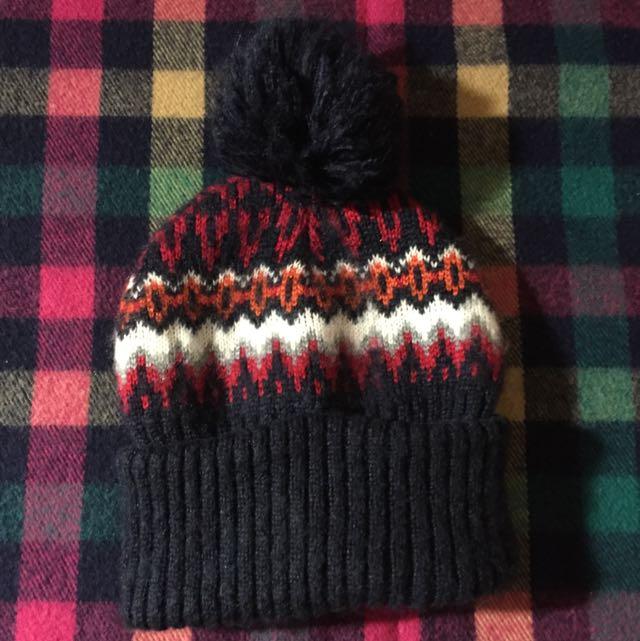 設計款毛帽