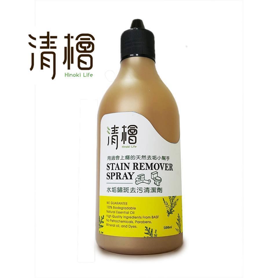 清檜 水垢鏽斑去污清潔劑 500ml