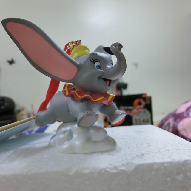聖誕 迪士尼 小飛象