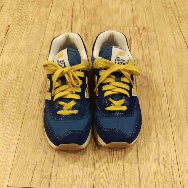 [女] New Balance 574 經典鞋