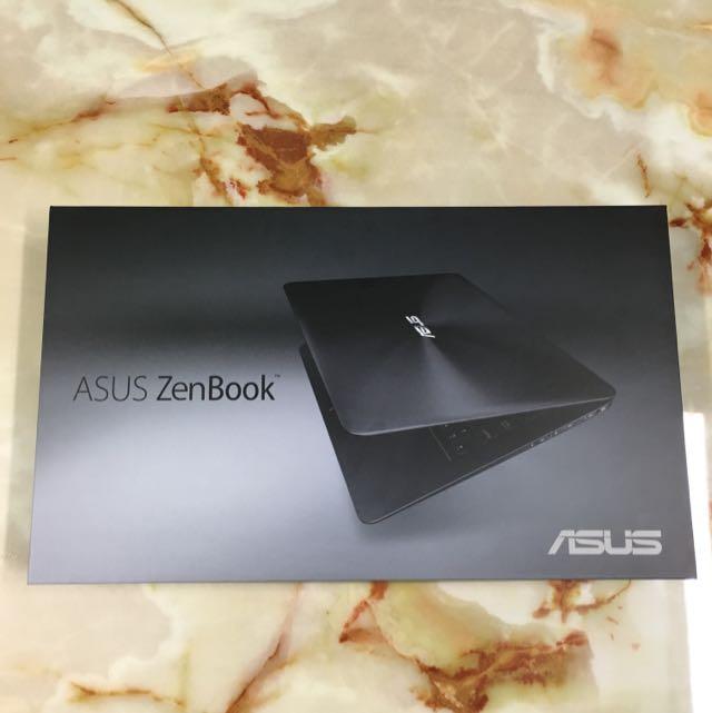ASUS ZenBook UX305UA 蜜粉金