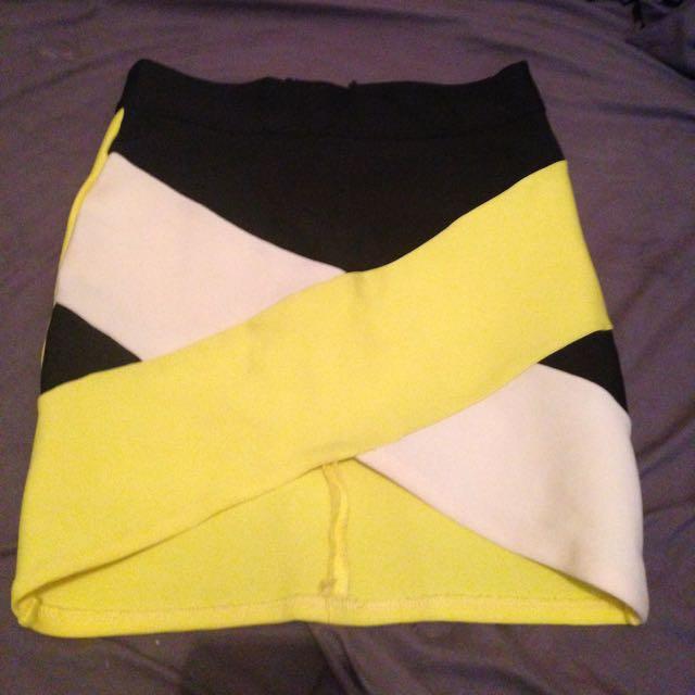 Bandaid Skirt