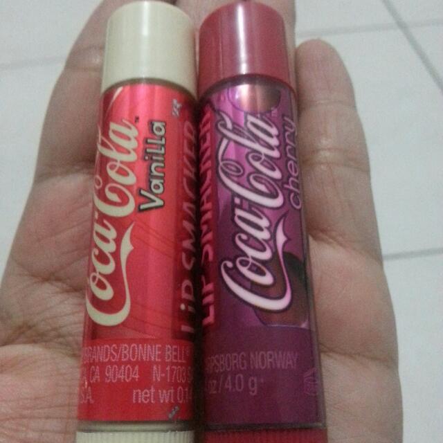 BN Lip Smacker Coca Cola