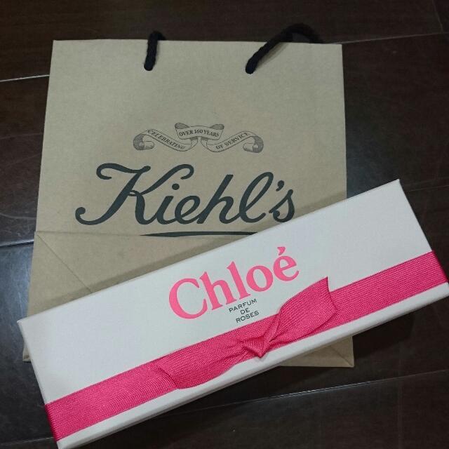 Chloe香水禮盒