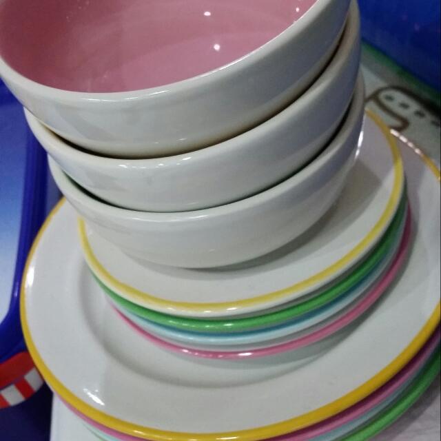 Ikea Toys(plate&Bowl)