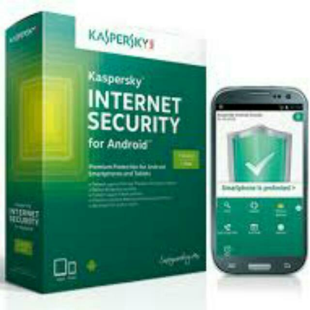 KasperskyInternet Security for Android 1 Device 1 Year Activation Code
