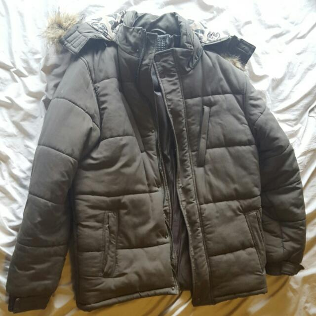 M One 11 Military Jacket