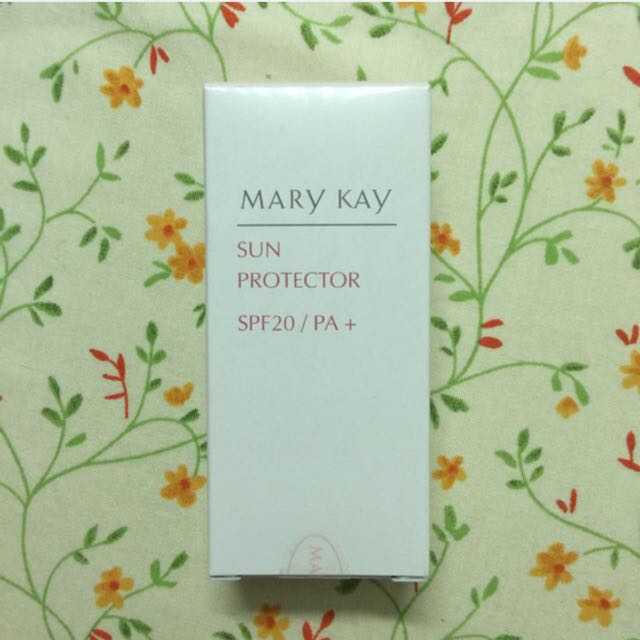 Mary Kay 20++ 防曬隔離霜