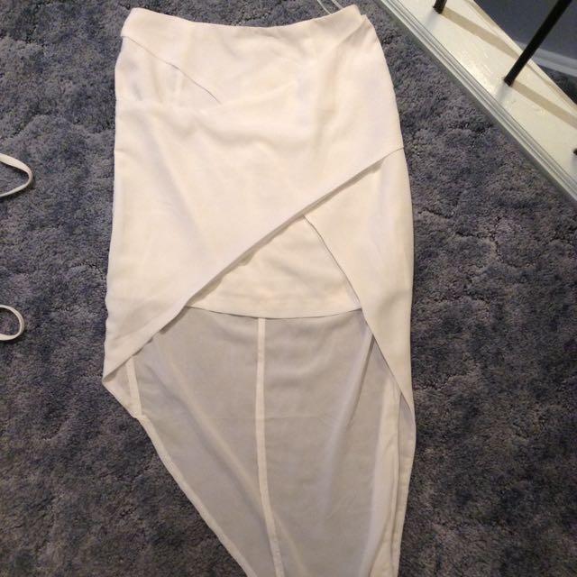 One Side Skirt